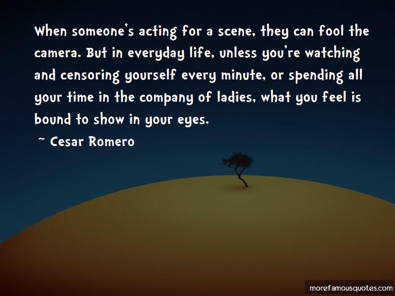 Cesar Romero Quotes Pictures 2