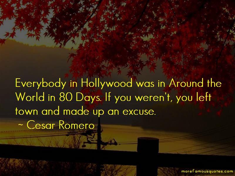 Cesar Romero Quotes Pictures 3