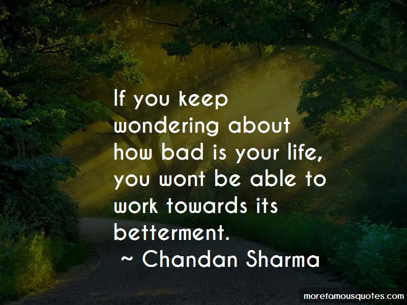 Chandan Sharma Quotes Pictures 2