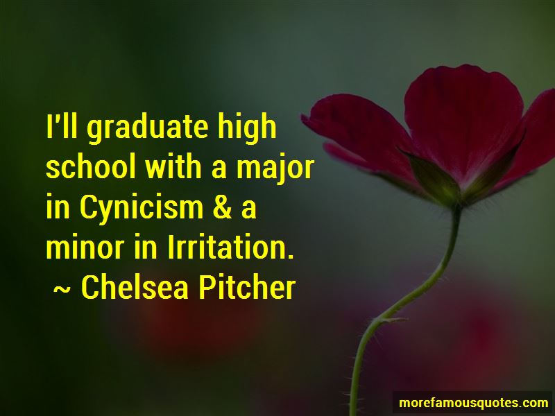 Chelsea Pitcher Quotes