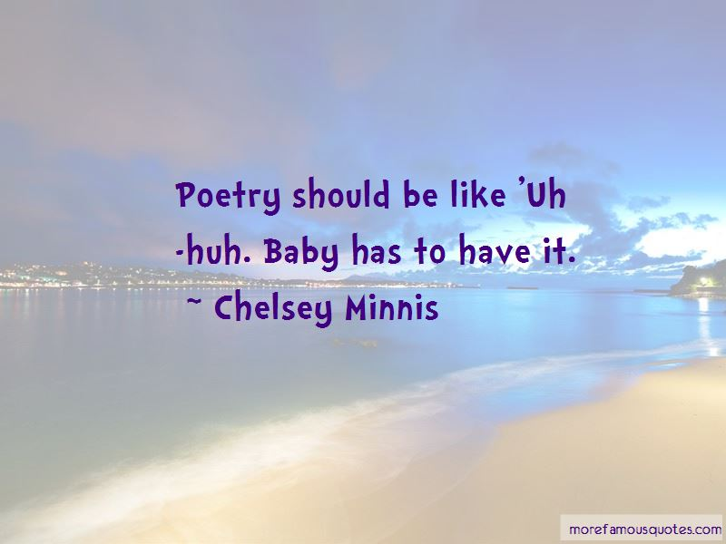Chelsey Minnis Quotes Pictures 2