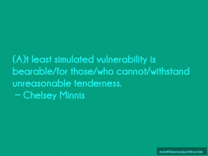Chelsey Minnis Quotes Pictures 3