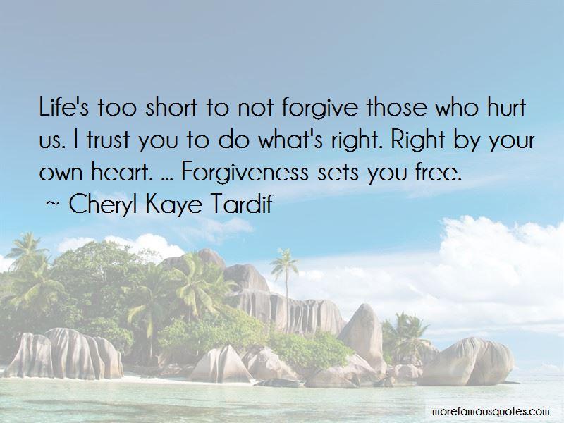 Cheryl Kaye Tardif Quotes Pictures 2