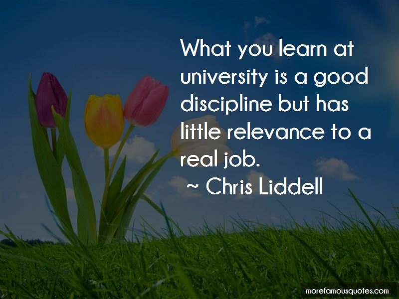 Chris Liddell Quotes Pictures 3
