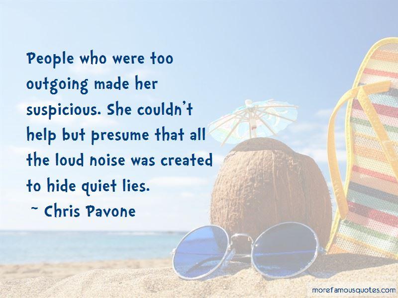 Chris Pavone Quotes Pictures 3