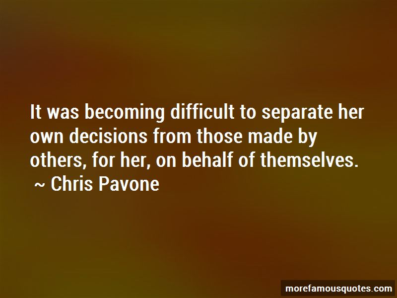 Chris Pavone Quotes Pictures 4