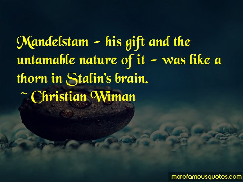 Christian Wiman Quotes Pictures 2