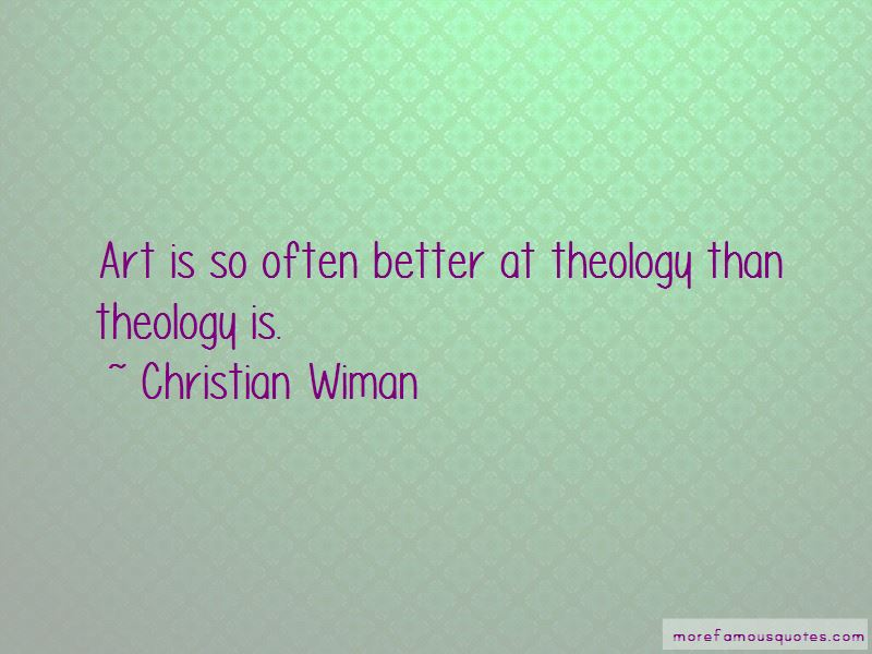 Christian Wiman Quotes