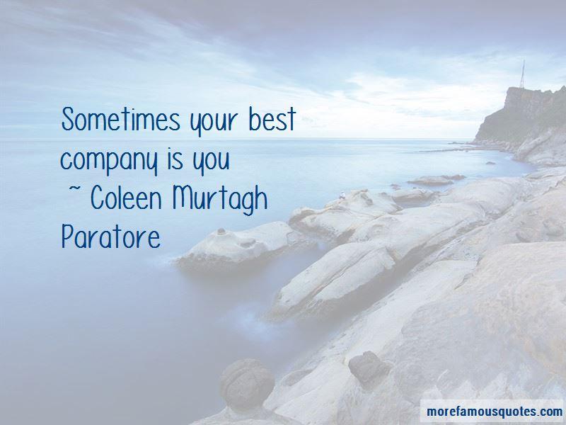 Coleen Murtagh Paratore Quotes Pictures 3