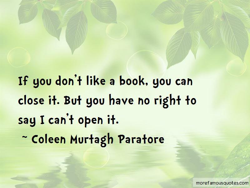 Coleen Murtagh Paratore Quotes Pictures 4