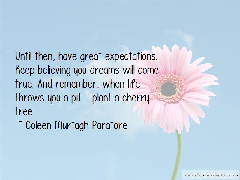 Coleen Murtagh Paratore Quotes