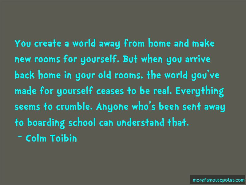 Colm Toibin Quotes Pictures 4