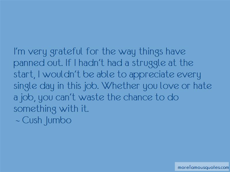 Cush Jumbo Quotes Pictures 3