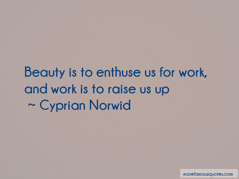 Cyprian Norwid Quotes Pictures 2