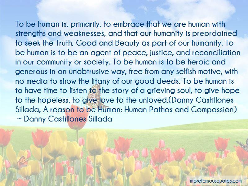 Danny Castillones Sillada Quotes