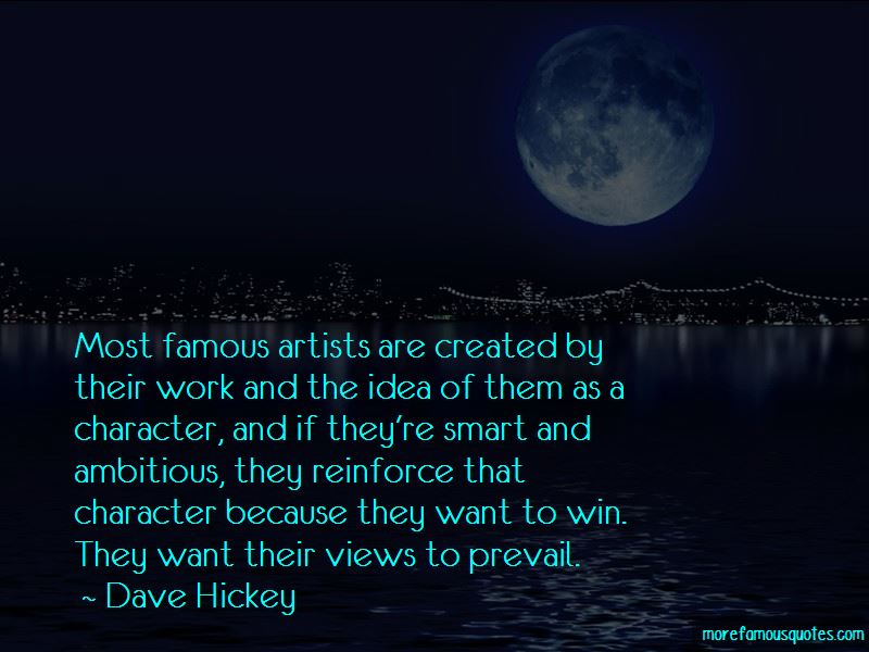 Dave Hickey Quotes Pictures 4