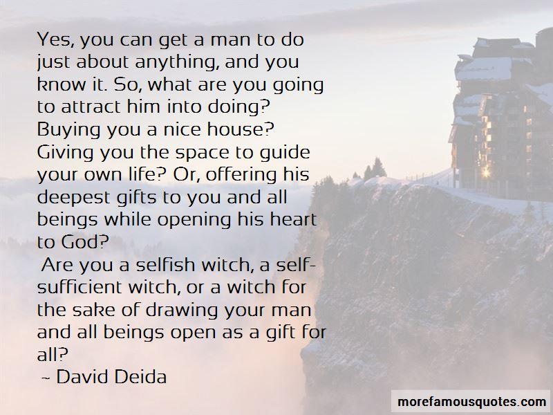 David Deida Quotes
