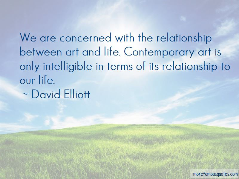David Elliott Quotes Pictures 2