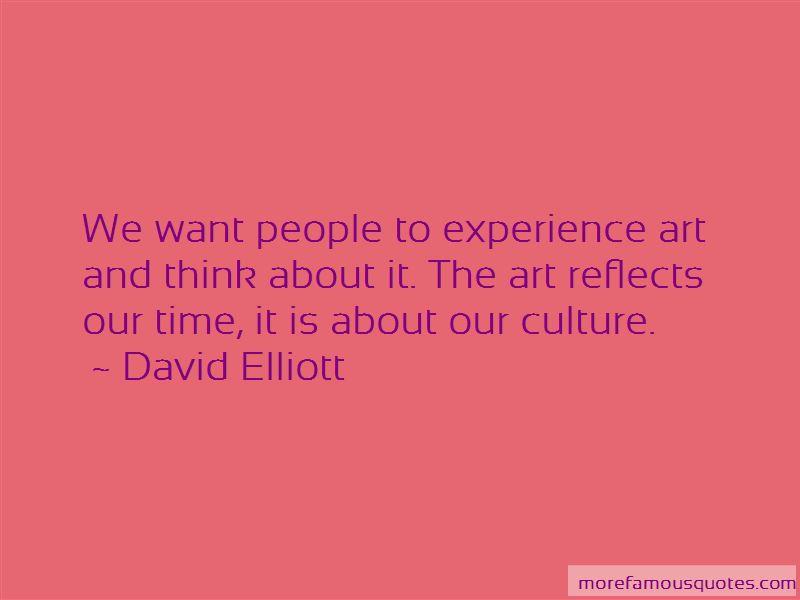 David Elliott Quotes Pictures 3