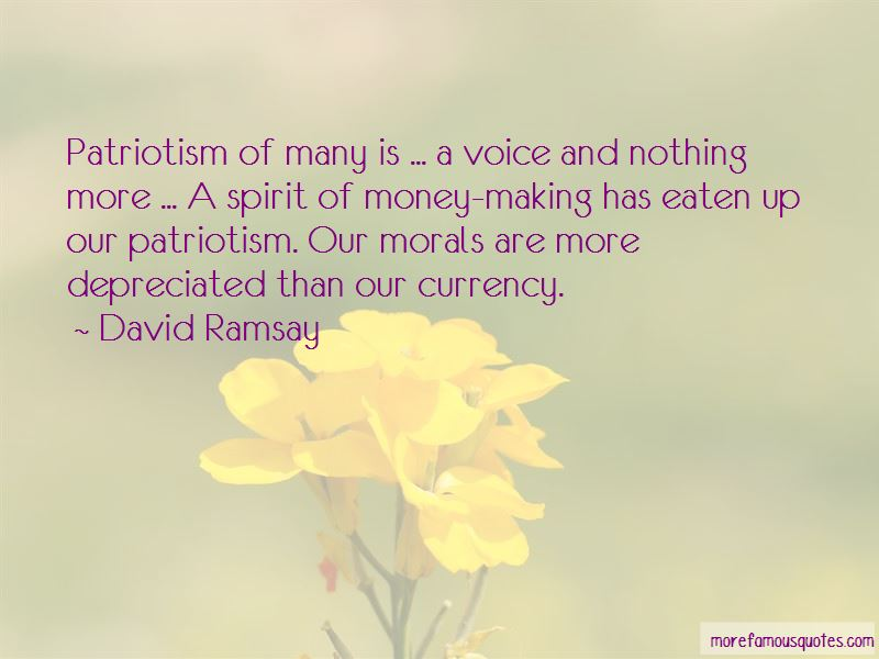 David Ramsay Quotes Pictures 2