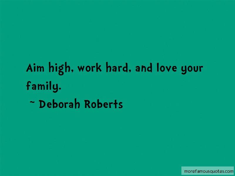 Deborah Roberts Quotes Pictures 2