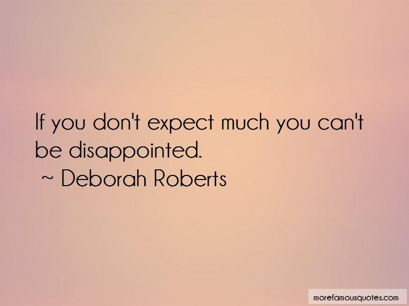 Deborah Roberts Quotes Pictures 3