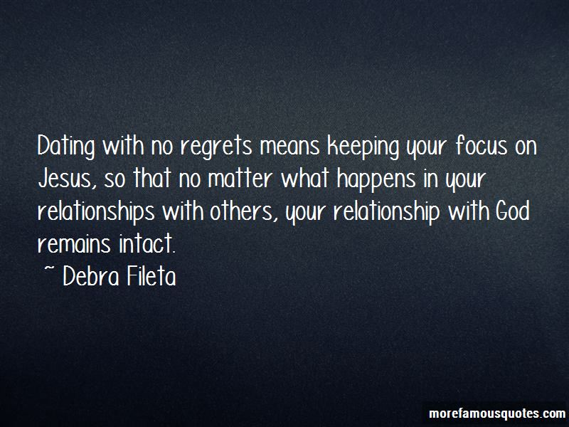 Debra Fileta Quotes Pictures 3