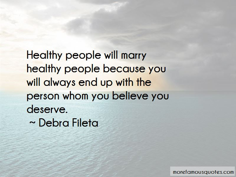 Debra Fileta Quotes