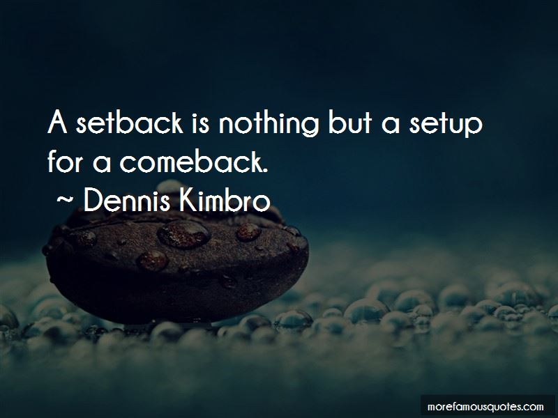 Dennis Kimbro Quotes Pictures 2