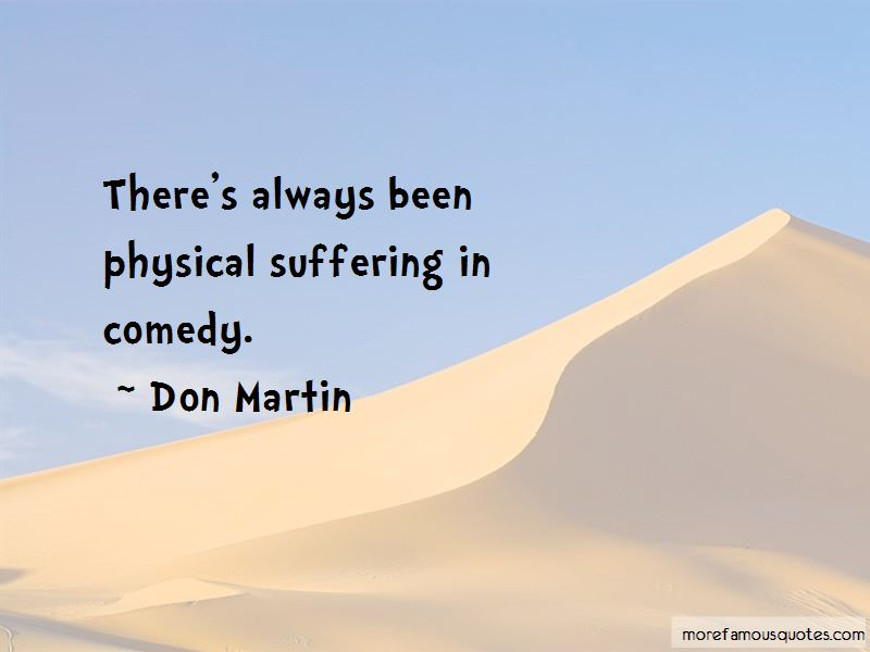 Don Martin Quotes