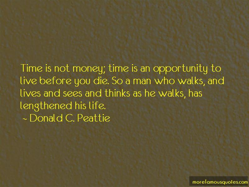 Donald C. Peattie Quotes Pictures 2
