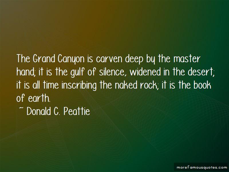 Donald C. Peattie Quotes Pictures 3