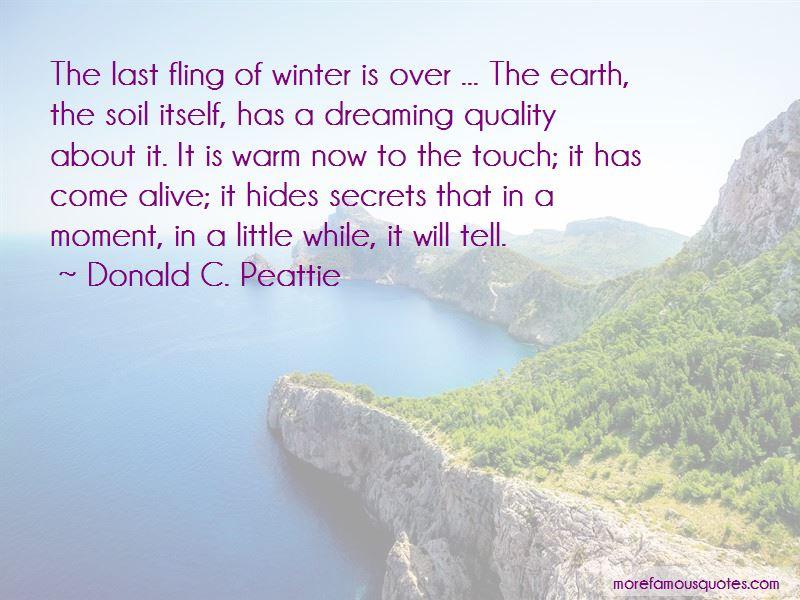 Donald C. Peattie Quotes