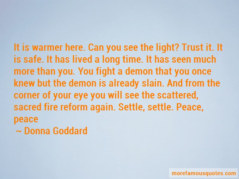 Donna Goddard Quotes Pictures 4