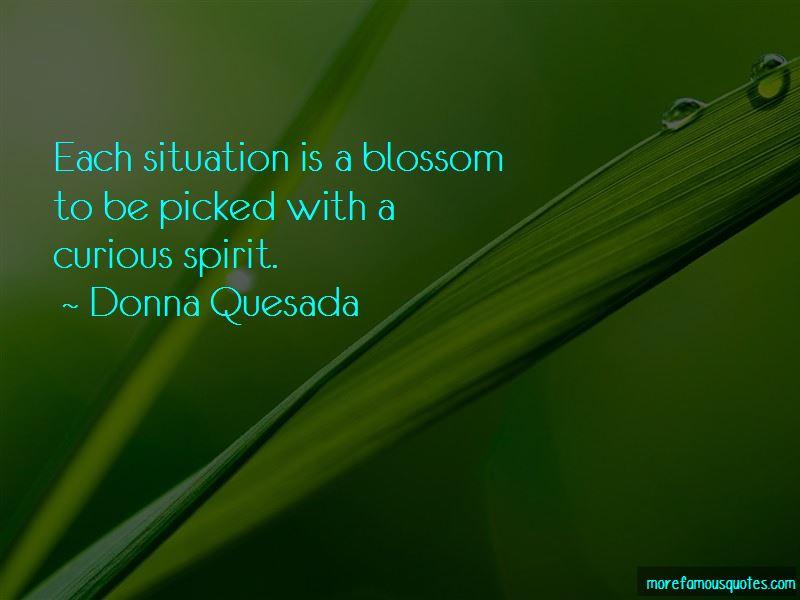 Donna Quesada Quotes
