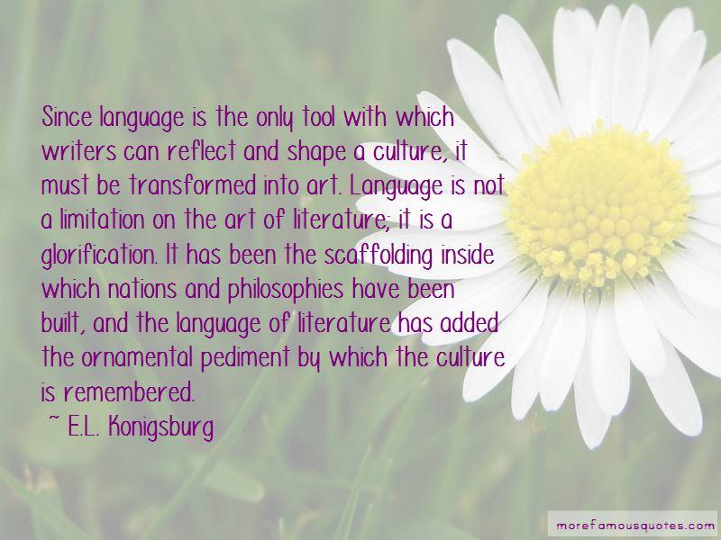 E.L. Konigsburg Quotes Pictures 2