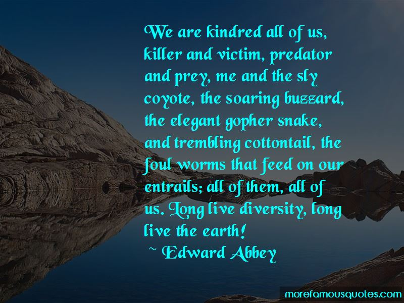 Edward Abbey Quotes Pictures 2