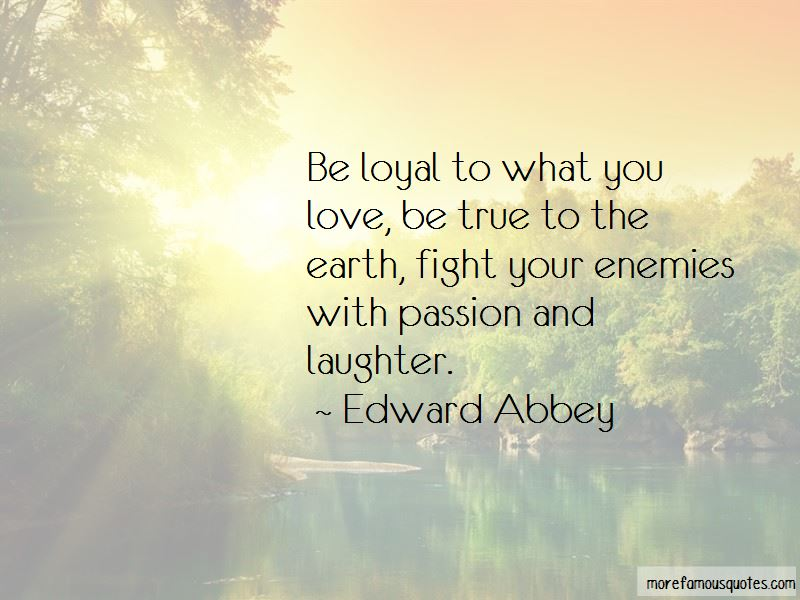 Edward Abbey Quotes Pictures 4