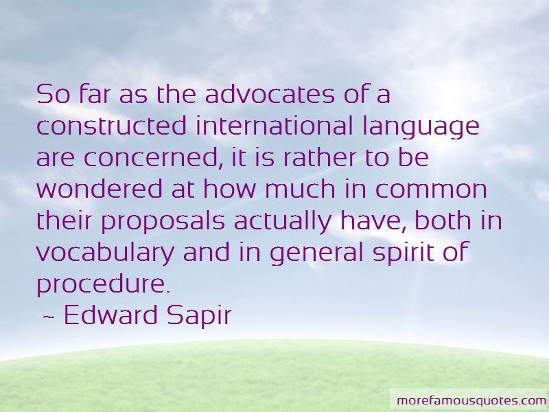 Edward Sapir Quotes Pictures 2