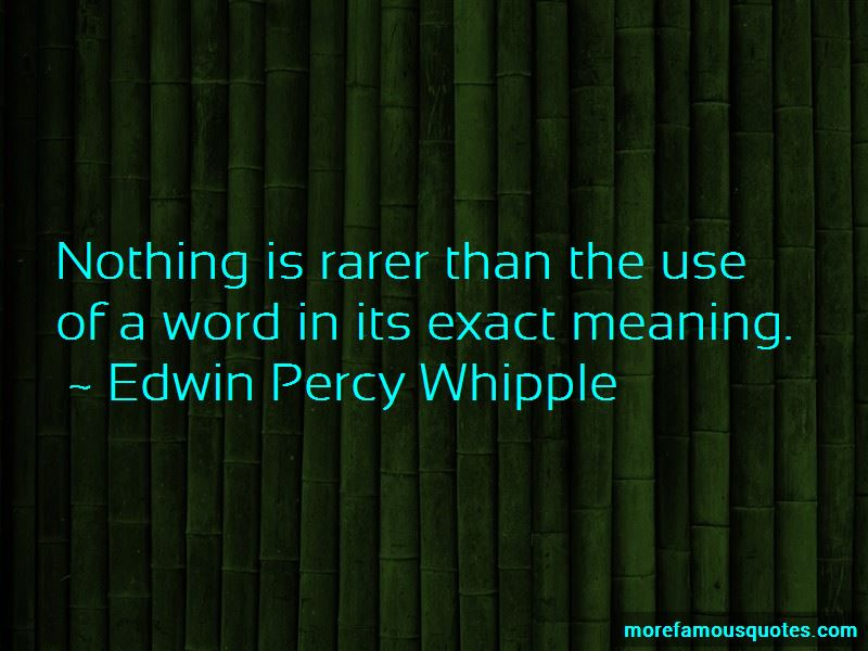 Edwin Percy Whipple Quotes Pictures 4