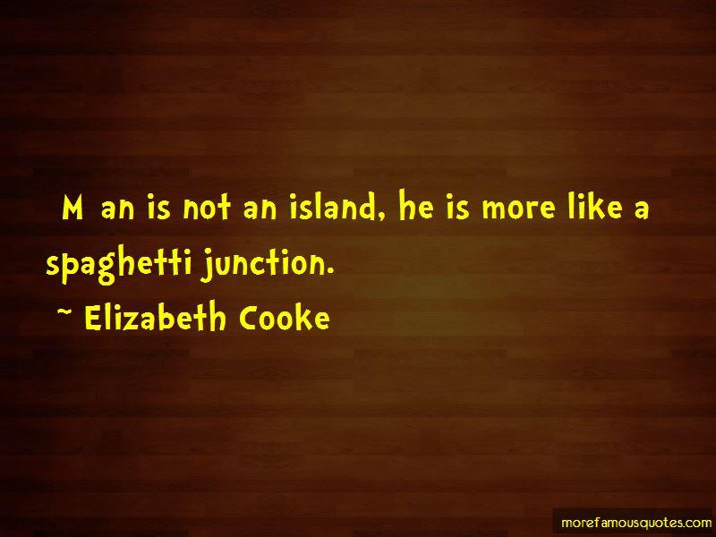 Elizabeth Cooke Quotes