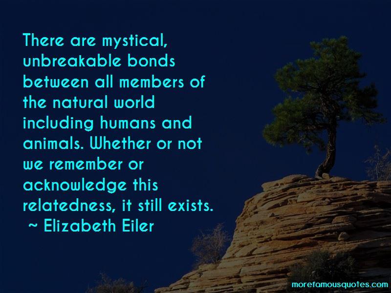 Elizabeth Eiler Quotes
