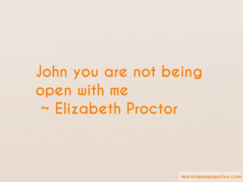 Elizabeth Proctor Quotes Pictures 3
