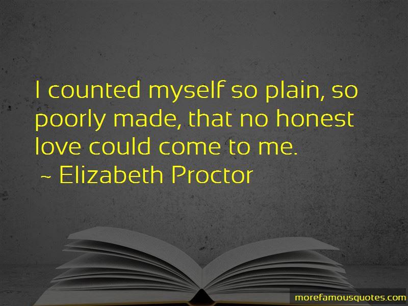 Elizabeth Proctor Quotes Pictures 4