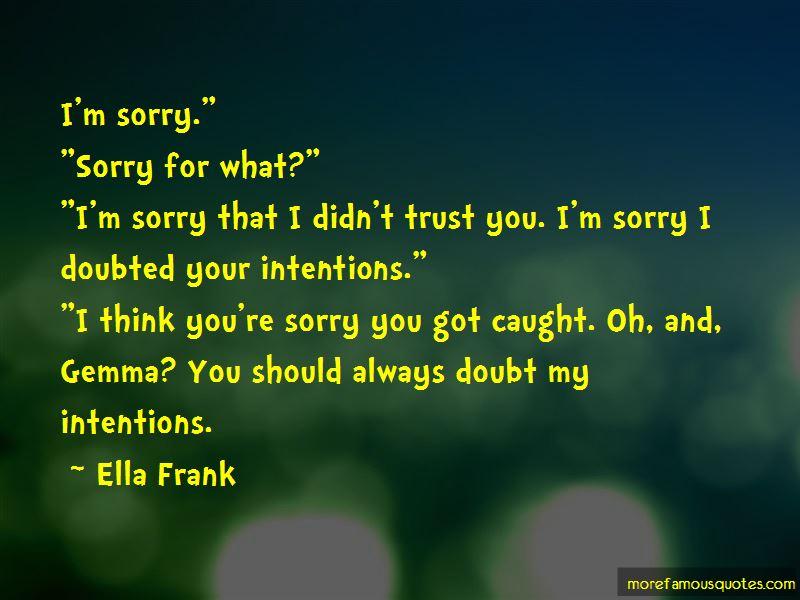 Ella Frank Quotes Pictures 4