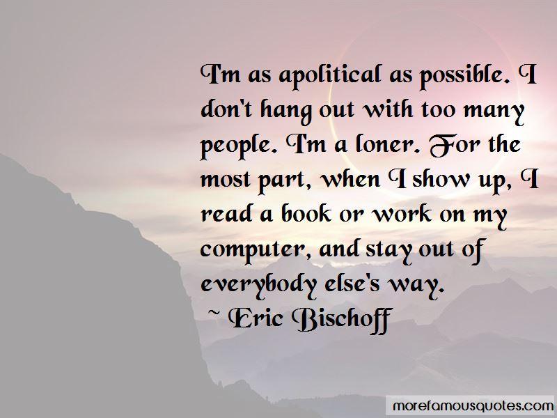 Eric Bischoff Quotes