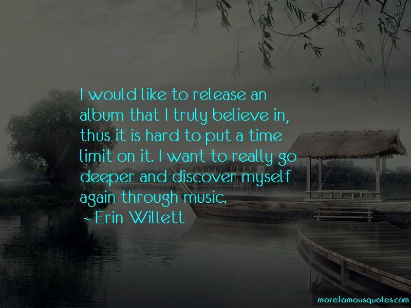 Erin Willett Quotes Pictures 2