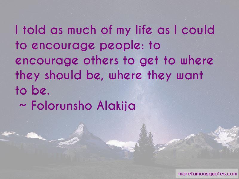 Folorunsho Alakija Quotes