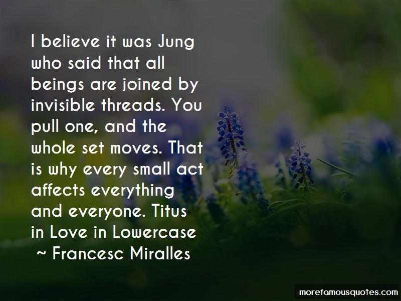 Francesc Miralles Quotes Pictures 2
