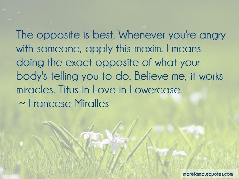 Francesc Miralles Quotes Pictures 3